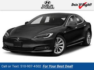 2018 Tesla Model S 75D hatchback Obsidian Black Metallic (CALL 510-907-4502 TO CHECK AVAILABILITY) $57511