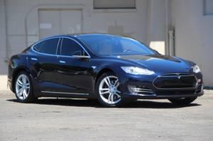 2015 Tesla Model S 85 4D Sedan (redwood city) $44999