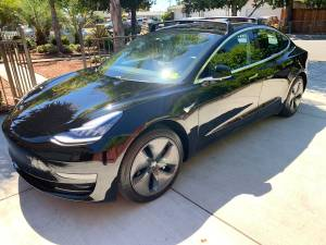 2017 Tesla Model 3 Long Range Premium (san jose east) $46500