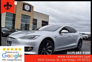 2017 Tesla Model S 75D*Panoramic Roof*1Owner Carfax*Autopilot *Smart A (san diego) $57305