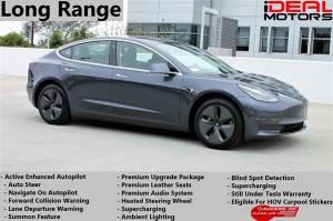 2018 Tesla Model 3 Sedan 4D For Sale (+ iDeal Motors) $47988