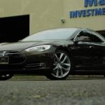 2012 Tesla Model S 85KW / Tech  Suspension Pkg/ 21 ARACHNID WH (+ MM Investment Cars) $36990