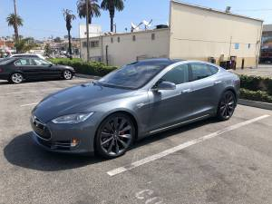Tesla Model S P85+ Battery & Drivetrain warranty Good until 02/2022 (Redondo Beach) $36000