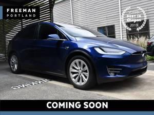 2017 Tesla Model X All Wheel Drive 75D AWD Autopilot Pano Roof Air Suspension SU (Freeman Motor Company) $69995