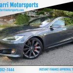 2016 Tesla Model S P90D AWD 4dr Liftback (midyear release) CALL NOW FOR AVAILABI (+ Mudarri Motorsports Co) $79990