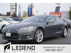 2013 Tesla Model S Sedan 4D Sedan Model S Tesla (Call us at: (206) 626-9677) $38900