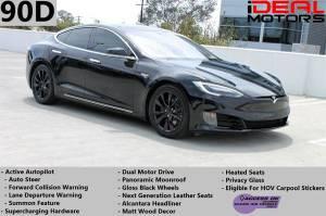 2016 Tesla Model S 90D Sedan 4D For Sale (+ iDeal Motors) $57988