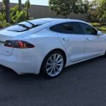 2013 Tesla S 85 1 owner perfect Carfax (san jose east) $38500