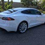 2013 Tesla S 85 1 owner perfect Carfax (san jose east) $38500