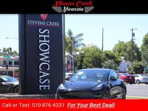 2018 Tesla Model 3 Long Range sedan Solid Black (CALL 510-876-4331 FOR INTERNET PRICE) $43588