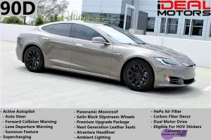2016 Tesla Model S 90D Sedan 4D For Sale (+ iDeal Motors) $59988