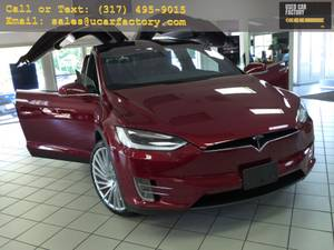 2016 TESLA MODEL X P90D (FRANKLIN) $56800