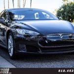 2013 Tesla Model S Free supercharging  Sedan Factory Warranty! (7909 Van Nuys Blvd Ste A) $33995