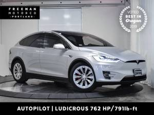 2018 Tesla Model X All Wheel Drive P100D AWD Ludicrous Autopilot Pano Nav Tow Pk (Freeman Motor Company) $104995