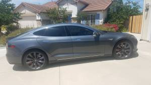 2013 Tesla Model S P85 (pittsburg / antioch) $30500