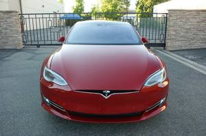 2016 TESLA MODEL S 75 REFRESH REAR FACING SEATS AIR SUSPENSION (dublin / pleasanton / livermore) $50900
