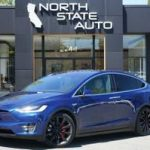 ✭2016 Tesla Model X P90D BLUE AWD only 45k miles (walnut creek) $74500