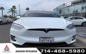 2016 Tesla Model X AWD 4D Sport Utility / SUV 75D (call 714-468-5980)
