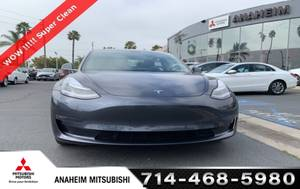 2018 Tesla Model 3 RWD 4D Sedan / Sedan Mid Range (call 714-468-5980)