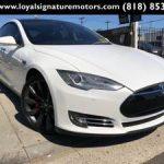 2014 Tesla Model S P85 (Tesla Model S) $45995