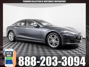 *PREMIUM LUXURY* 2016 *Tesla Model S* 85 RWD (*PREMIUM_LUXURY*_*Tesla*_*Model_S*85_RWD) $52999