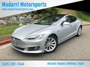 2017 Tesla Model S 90D AWD 4dr Liftback CALL NOW FOR AVAILABILITY! (+ Mudarri Motorsports Co) $69990