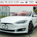 2018 Tesla Model S P100D (2018 Tesla Model S P100D) $109950
