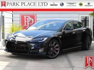 2016 Tesla Model S P100D (2016 Tesla Model S P100D) $89950