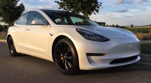 2018 Tesla Model 3 Long Range AWD (Seattle) $52399
