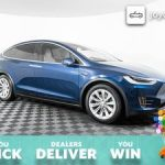 2017-Tesla-Model X-7-All Wheel Drive (Tesla Model X 75D) $73999