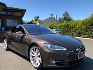 2014 Tesla Model S P85+ Performance Plus Pkg Clean Title (San Jose) $44500