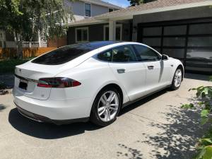 Tesla Model S 85 w/3rd row (san jose west) $33000