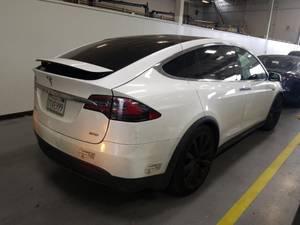 2016 Tesla X 90D $62800
