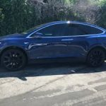 2016 TESLA MODEL X90D BLUE W/ PREMIUM UPGRADES (Pacific Palisades) $69000