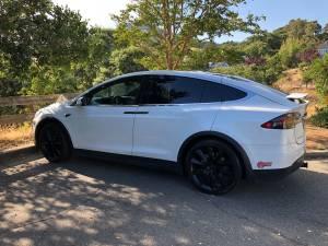 Tesla Model X 100D 2017 (novato) $81000
