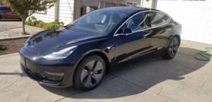Tesla model 3 long range rwd efficient excellent (half moon bay) $46500