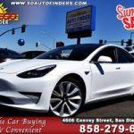 2018 Tesla Model 3 SdAutoFinders.com,Like New,Don't Miss SKU:053174 Te (San Diego Auto Finders) $42924