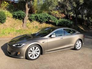 2016 Tesla Model S 90D $41500