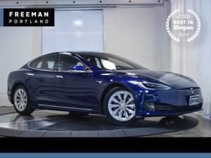 2017 Tesla Model S  75 Autopilot Auto Park Pano Subzero Package Sedan (Freeman Motor Company) $54995