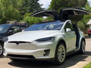 2018 Tesla Model X 75D Like New! (Multnomah Village) $74995