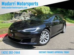 2016 Tesla Model S 70 4dr Liftback CALL NOW FOR AVAILABILITY! (+ Mudarri Motorsports Co) $52888