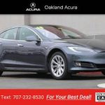 2018 Tesla Model S 75D hatchback Grey (CALL 707-232-8530 FOR CUSTOM PAYMENT) $772