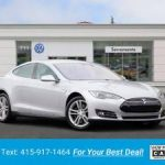 2013 Tesla Model S Sedan sedan Silver (CALL 415-917-1464 FOR CUSTOM PAYMENT) $438