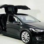 2016 TESLA MODEL X P90D $60500