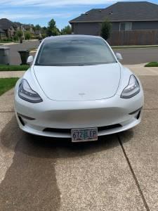 Tesla Model 3 AWD Long Range (Canby) $56000