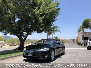 THIS 2014 TESLA MODEL S 85 HAS FREE CHARGING AT ANY CHARGING STATION! $34497