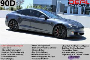 2016 Tesla Model S 90D Sedan 4D For Sale (+ iDeal Motors) $69988