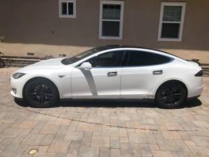 2012 Tesla Model S P90 Signature Performance Newer 90kW Battery (saratoga) $35900