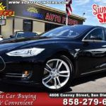 2016 Tesla Model S 85, Low Miles,Pano roof,Gorgeous, SKU:22271 Tesla M (San Diego Auto Finders) $54999