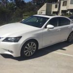 2014 Lexus GS 450 H hybrid Tesla (Newport Beach LAX) $29980